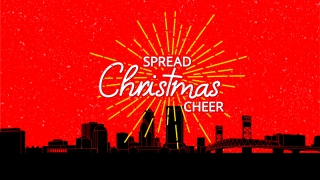 Spread Christmas Cheer - Slide_Blank