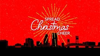 Spread Christmas Cheer - Slide_Blank
