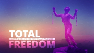 Total Freedom - Slide_Title