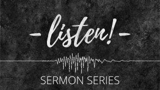 Listen - Slide - Sermon Series